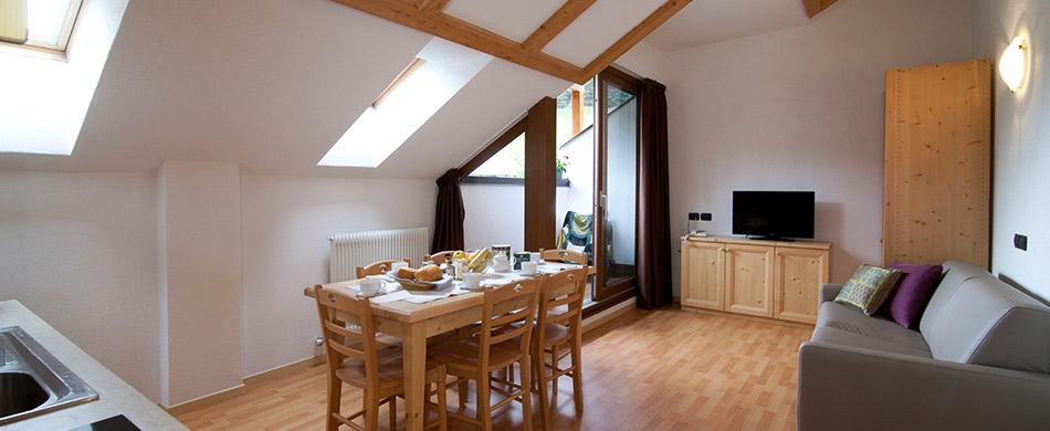 Trentino Residences | Appartamenti Aparthotel Princess Canazei