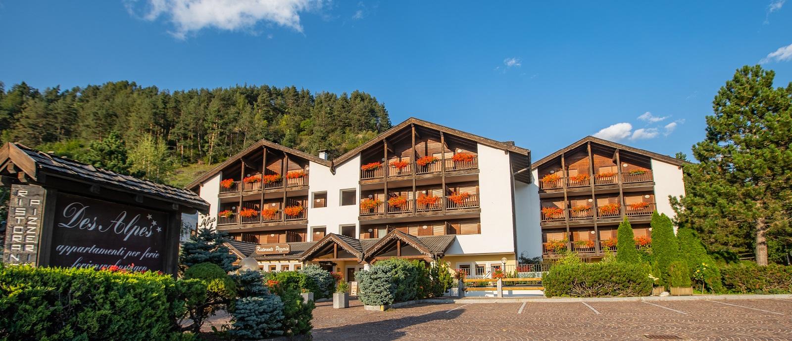 Trentino Residences Vacanze Nel Cuore Delle Dolomiti